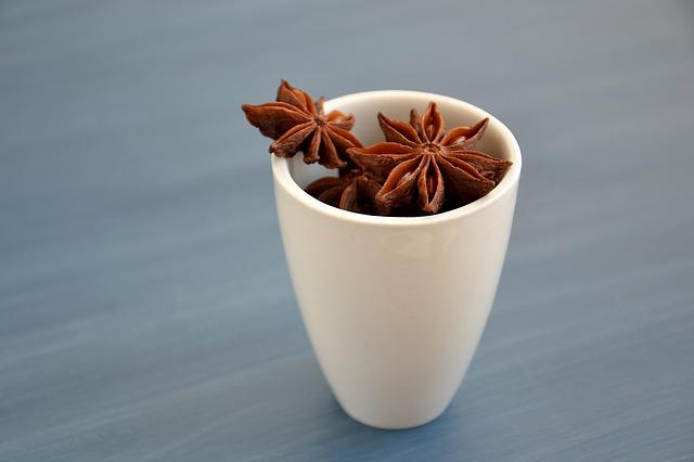 Spices, Anise, Star Anise, Seasonings, Sprockets