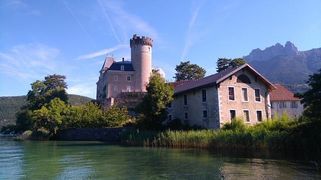 Castle, Duingt, Annecy