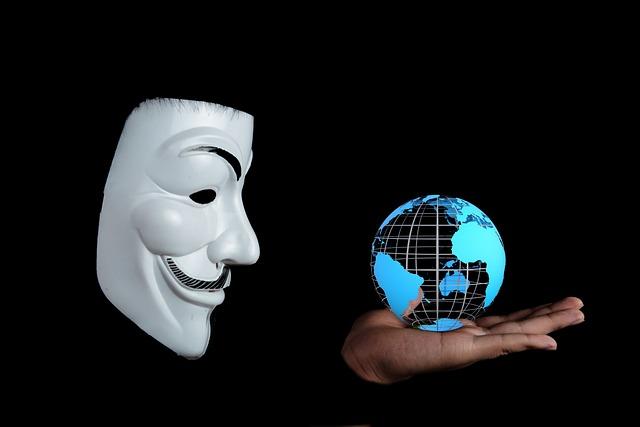 Anonymous, World, Activist, Hacktivist, International