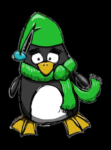Animal, Anthropomorphized Animals, Bird, Penguin