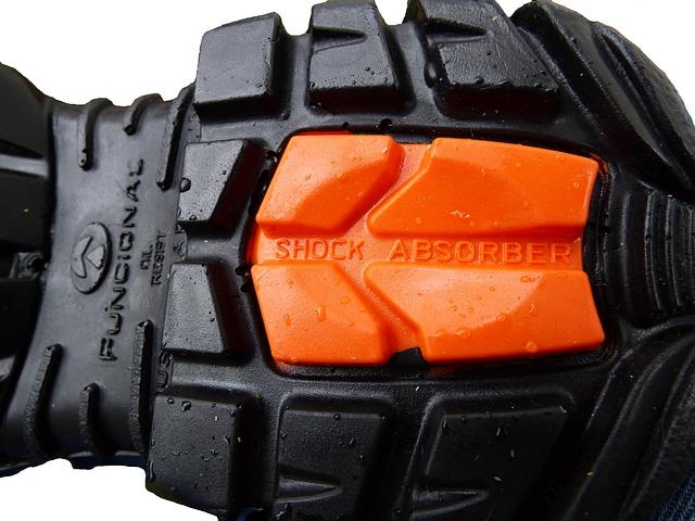 Security Shoes, Buskin, Anti Impact