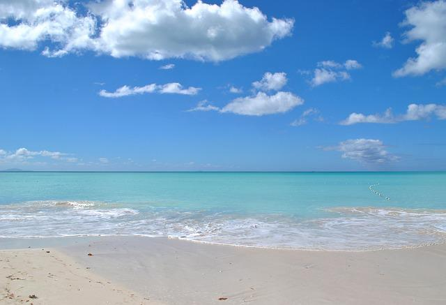 Antigua, Caribbean, Exotic, Sea, Holiday, Dream, Beach