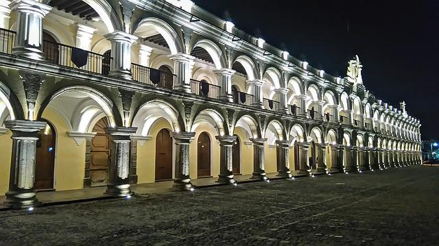 Antigua, Guatemala, Tourism, Travel, Touristic, Latin