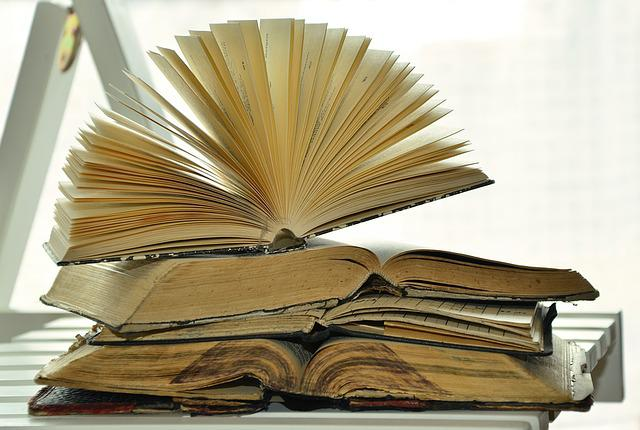 Books, Old Books, Antiquariat, Read, Used, Old Book