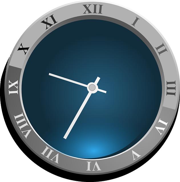 Clock, Roman Numerals, Time, Roman, Hour, Dial, Antique