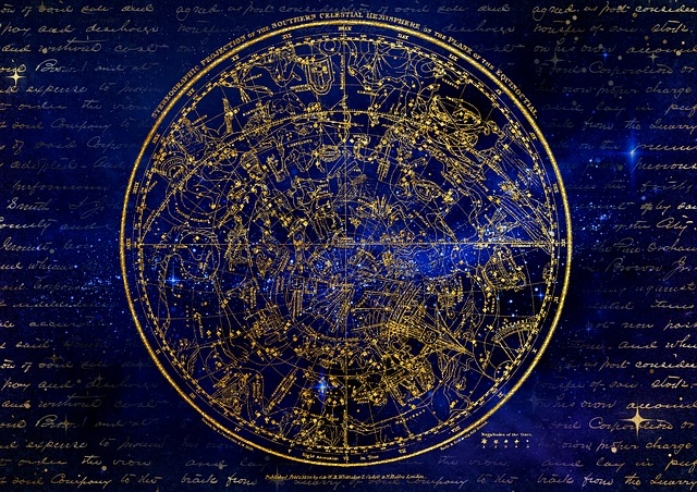 Southern Hemisphere, Constellations, Antique
