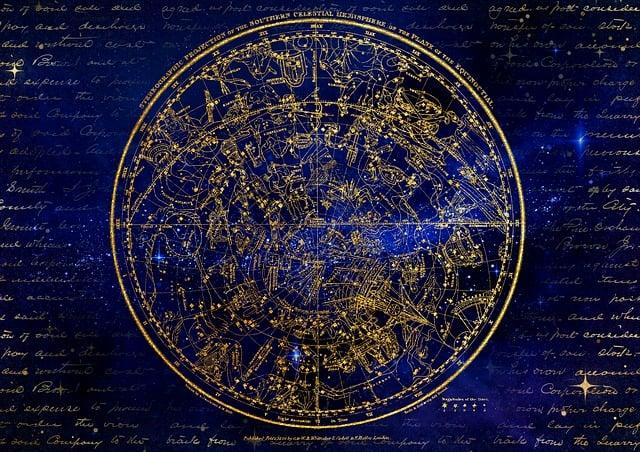 Southern Hemisphere, Constellations, Antique