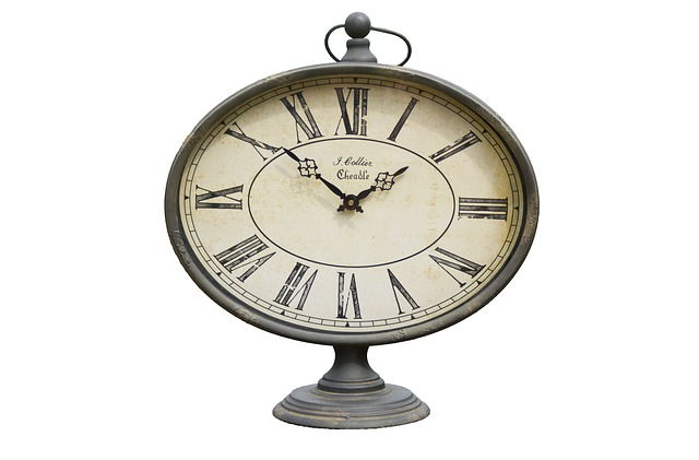 Clock, Vintage, Time, Retro, Old, Antique, Hour, Minute