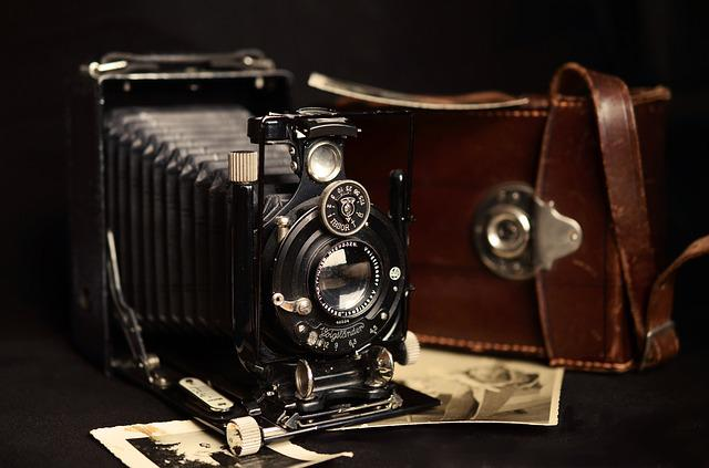 Camera, Old, Antique, Voigtlander, Nostalgia
