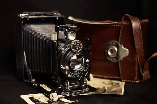 Camera, Old, Antique, Voigtlander, Nostalgia