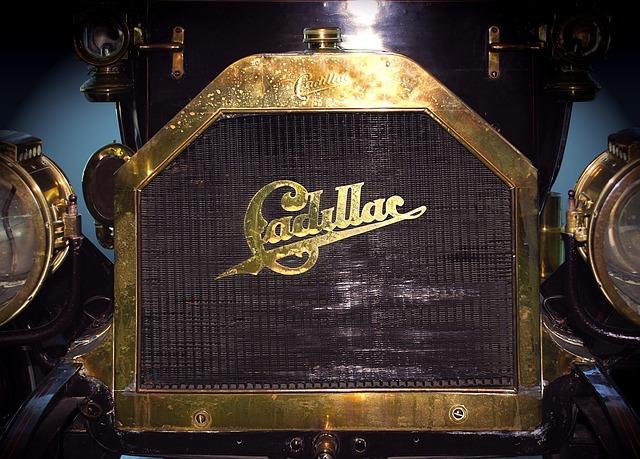 Cadillac, Antique, Classic, Automobile, Vintage