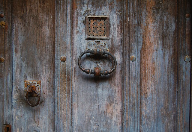 Door, Old, Wood, Wooden, Antique, Vintage, Worn