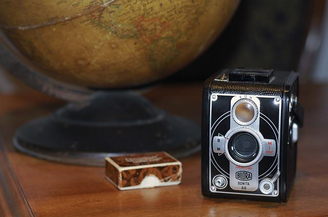 Old Camera, Old, Collector, Camera, Antiques