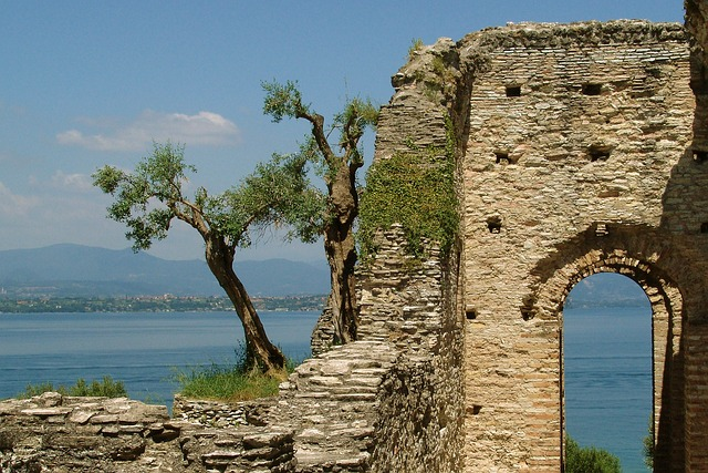 Italy, Ruin, Building, Places Of Interest, Antiquity