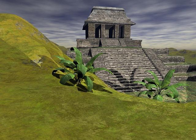 Temple, Ruin, Antiquity, Temple Complex, Architecture