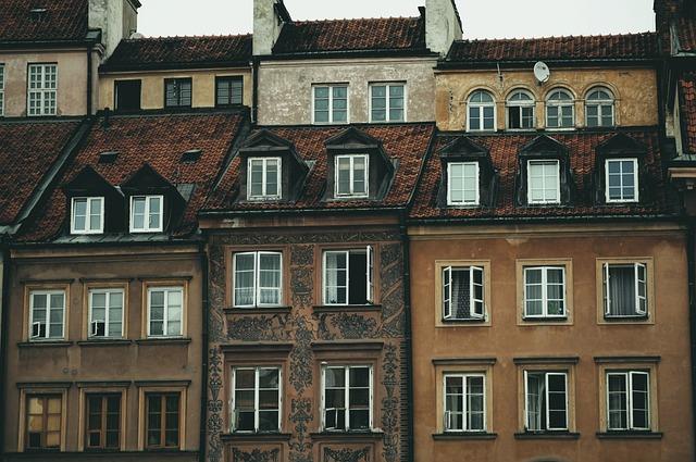 Apartment, Architecture, Brick, Building, Buildings