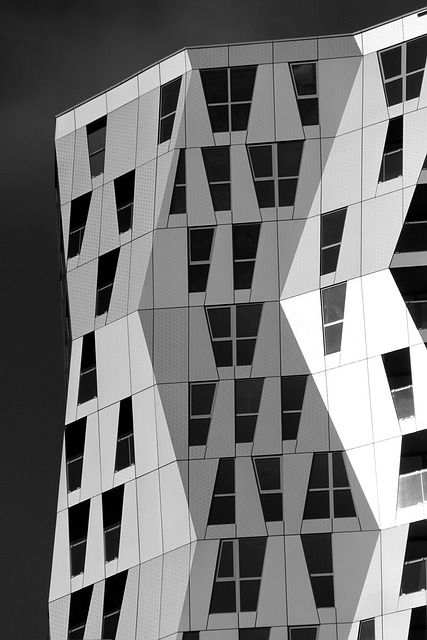 Calypso, Rotterdam, Apartments, Architecture