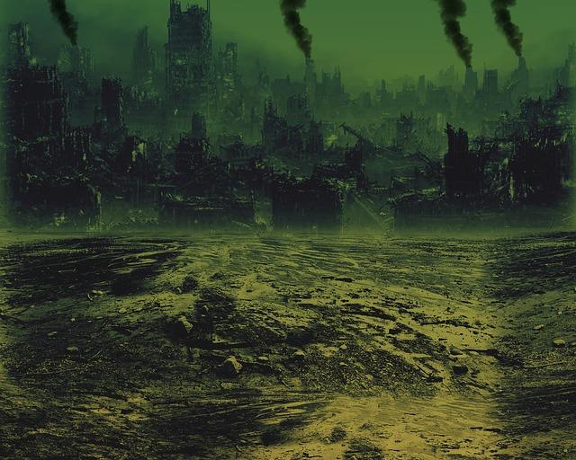 End Time, Ruins, World, Forward, Apocalypse, War