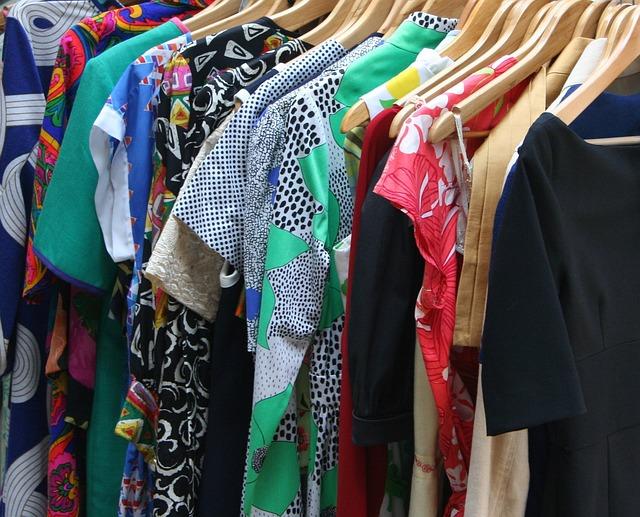 Dresses, Apparel, Clothing, Clothes, Clothes Hangers
