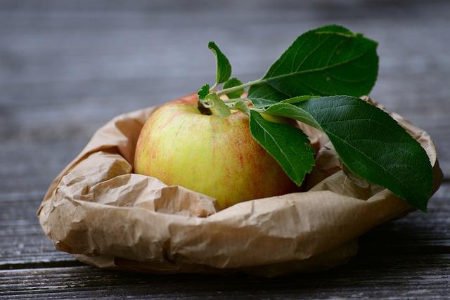 Apple, Fruit, Bio, One, Fresh, Healthy, Vitamins, Ripe