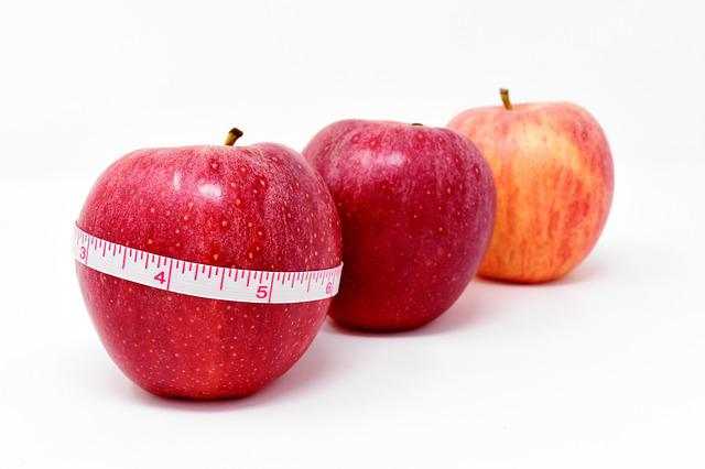 Apple, Healthy, Fruit, Calories, Red, Frisch, Vitamins