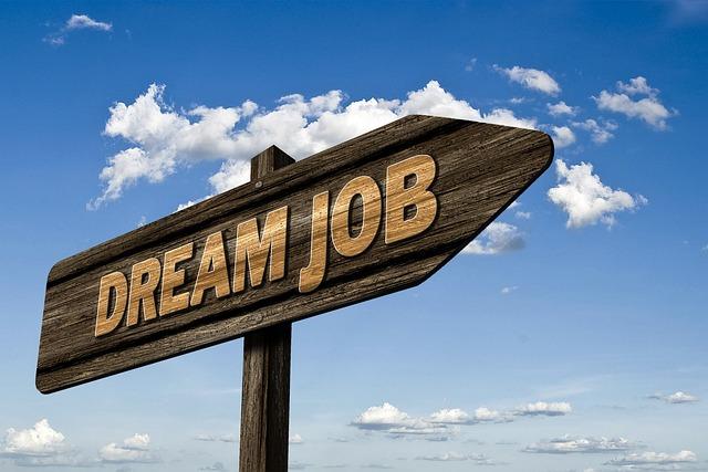 Dream Job, Application, Location, Job, Work
