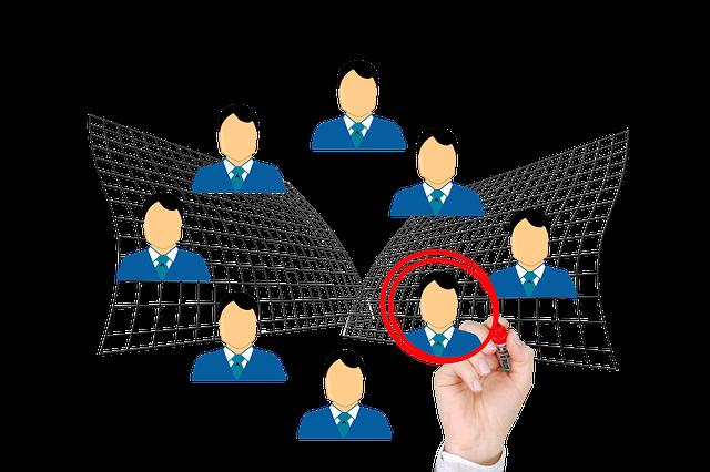 Businessman, Selection, Applicants, Application