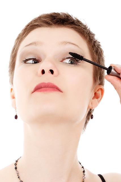 Applying, Beauty, Cosmetic, Cosmetics, Eye, Eyelash
