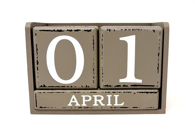 April, First, April Fool's Joke, People Kidding, Funny