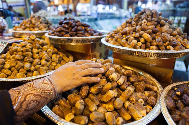 Culture, Dates, Emirates, Dubai, Arab