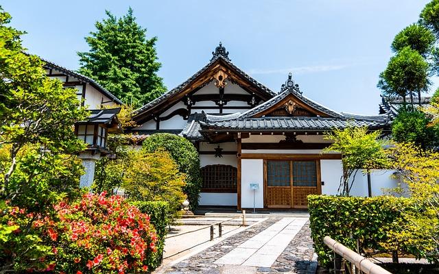Japan, Kyoto, Arashiyama, Asia, Travel, Temple