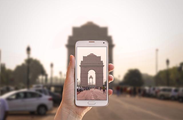 India Gate, Delhi, India, Taj, Gate, Arch, Heritage