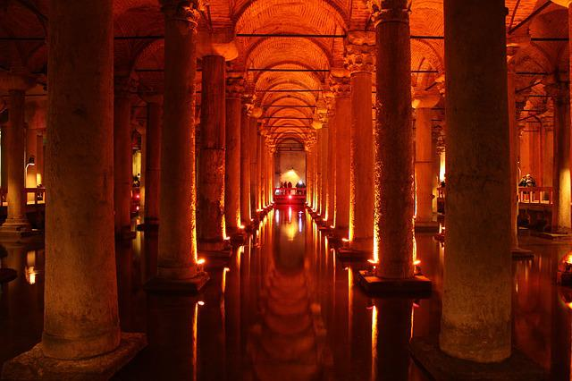 Real Underground, Archeology, Dark Place, Old, Darkness