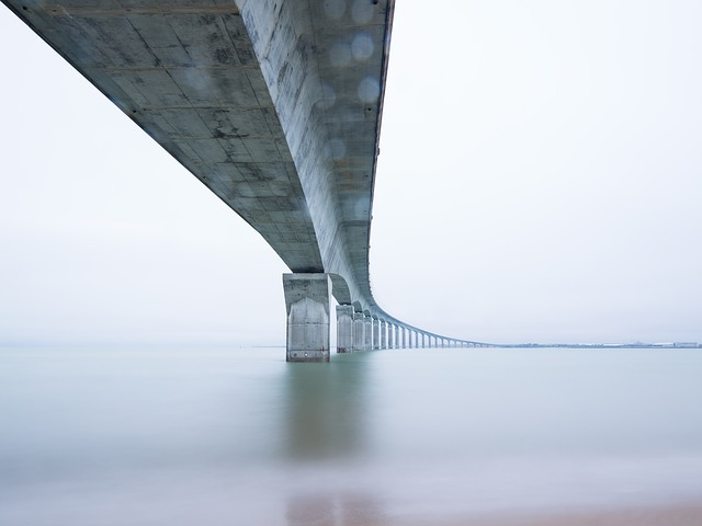 Arches, Architecture, Bridge, Columns, Construction