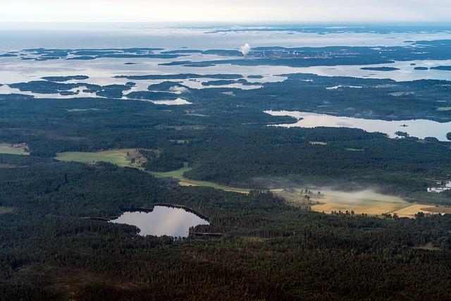 Sweden, Archipelago, Sea, Nature, Island, Landscape