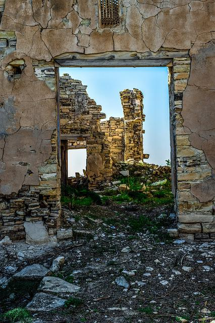 House, Ruined, Abandoned, Architecture, Ruin