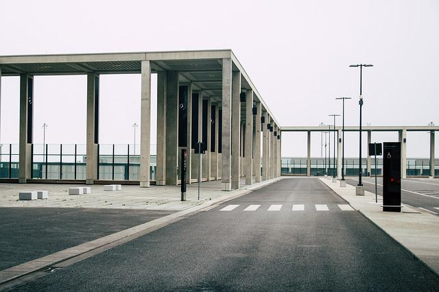 Airport About, Architecture, Building