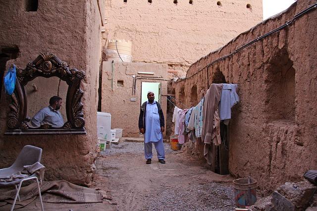 People, Architecture, Travel, Berber, Adult, Al Hamra
