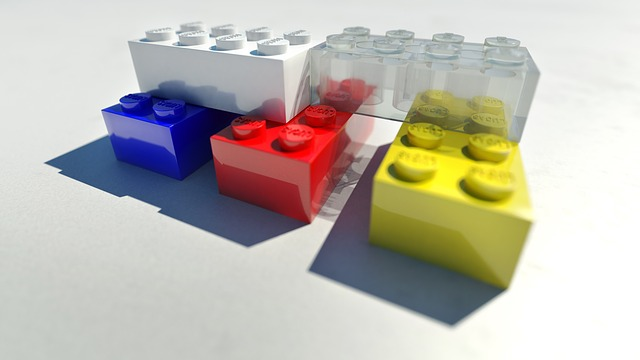 Building Blocks, Toys, Architecture, Game Blocks