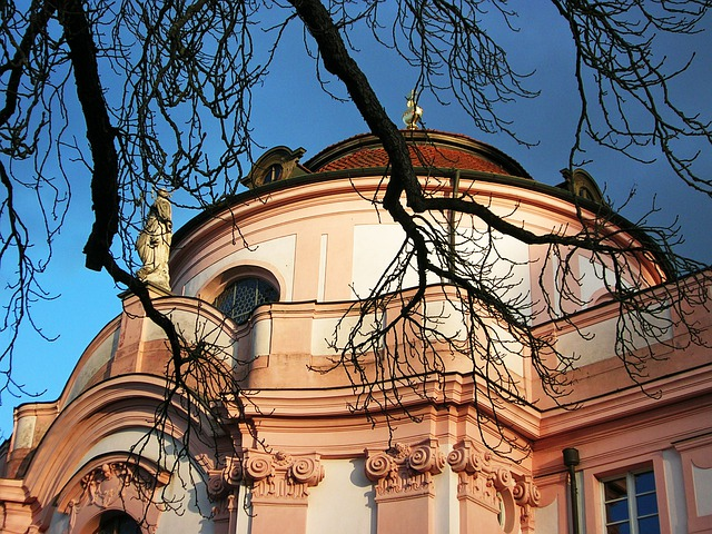 Eichstatt, Germany, Building, Dome, Architecture