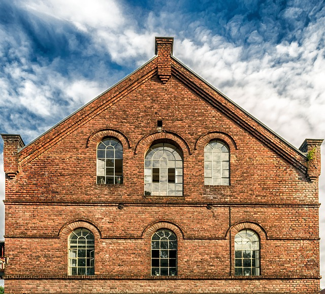 Facade, Home, Wall, Bricked, Architecture, Building
