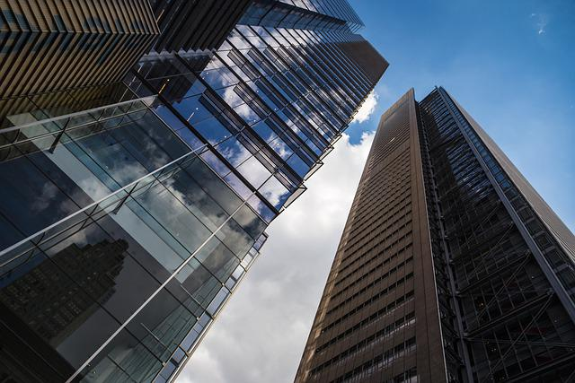 Buildings, Skyscraper, Nyc, New York, Sky, Architecture