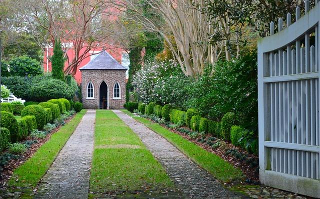 Charleston, South Carolina, Historic, Architecture