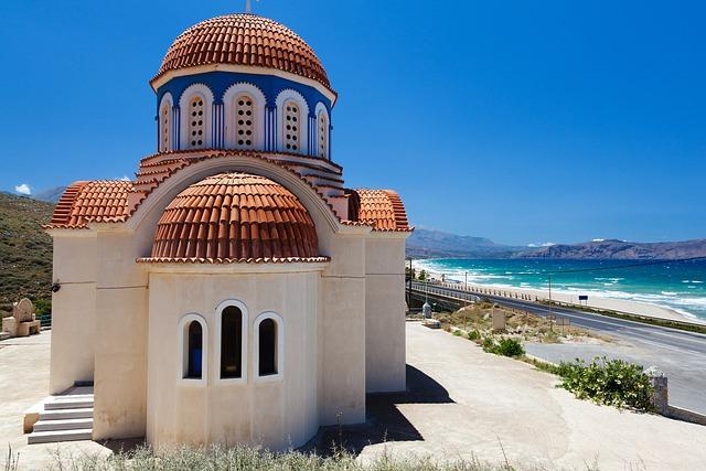 Orthodox, Greece, Church, Religion, Architecture, Greek