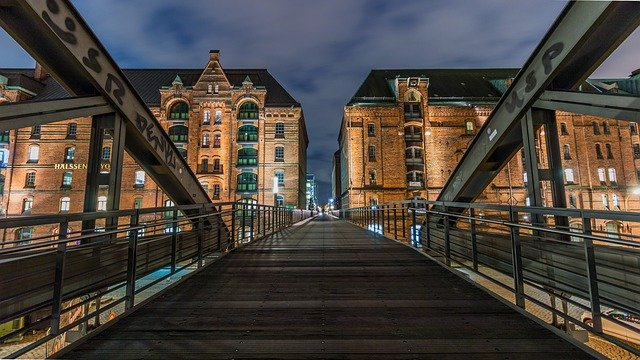 Architecture, Bridge, Building, Travel, City