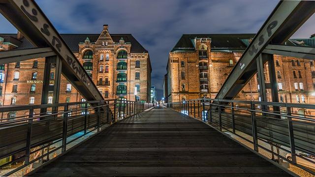 Architecture, Bridge, Building, Travel, City