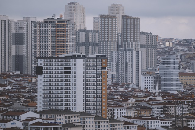 Buildings, City, Architecture, Istanbul