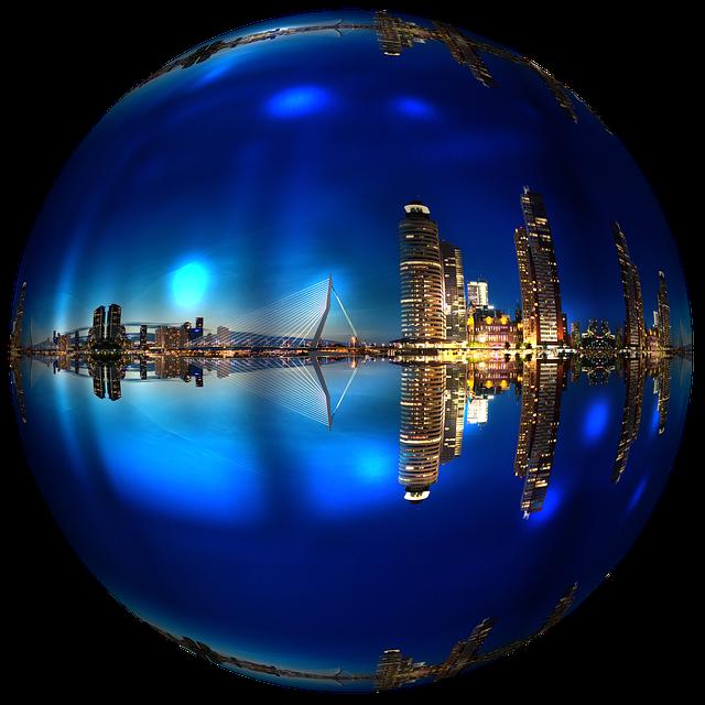 Rotterdam, Skyline, Architecture, Netherlands, City