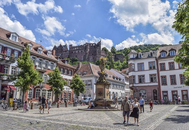 Tourism, Historic Center, Architecture, City, Building