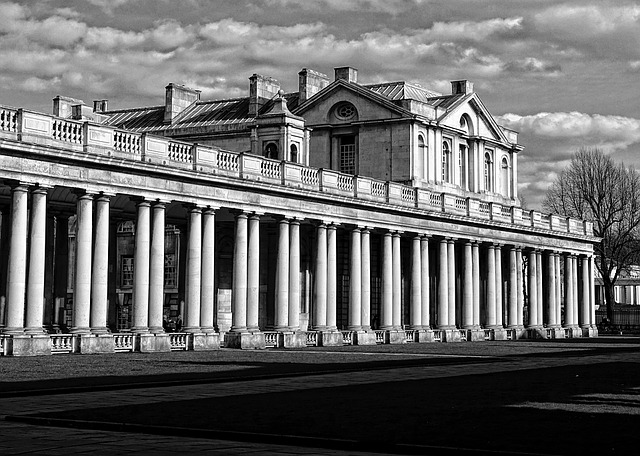Colonnade, Architecture, Style, Classic, Palace